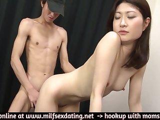 Nailing my exciting real Asian babe