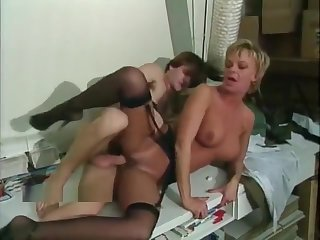 Breast Files 3 (1996) vintage classic huge tits with Eric Edwards