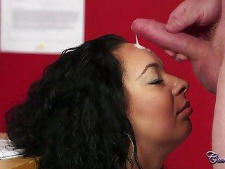 Big Bust Redbone Mom (big Hooters-sucking cock-fa - anastasia lux