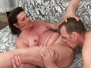 Facial and cum in mouth are things that Michel Marks adores to do