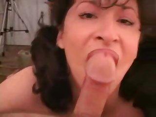 Tiffany loves to suck