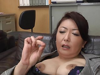 Very Very Hot Mature Boss Desperately Needs A D - asian