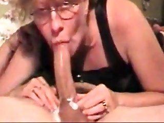 MILF Deb Deepthroat